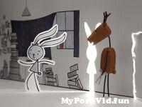 Rabbit and Deer (Nyuszi és Őz) from ma 14 Video Screenshot Preview