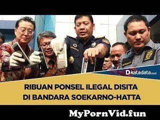Ribuan Ponsel Ilegal Disita di Bandara Soekarno-Hatta | Katadata ...