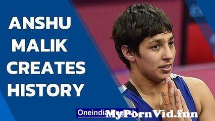 View Full Screen: anshu malik becomes first indian woman to make wrestling world championship final 124 oneindia news.jpg