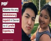 Darren Espanto and Cassy Legaspi have a fun exchange with Darren's sister Lynelle.<br/><br/>Lynelle has launched her own YouTube channel and posed her first question to fans: \