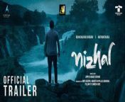Presenting the Official Trailer Of Malayalam Movie Nizhal DirectedBy Appu N Bhattathiri<br/><br/>Directed By: Appu N Bhattathiri<br/>Written By : S Sanjeev<br/>Producers : Anto Joseph, Abhijith M Pillai, Badusha, Fellini T P, Ginesh Jose<br/>Executive Producers : Kunjunni C I, Jinu V Nath<br/>DOP : Deepak D Menon<br/>Music : Sooraj S Kurup<br/>Editors : Appu N Bhattathiri & Arunlal SP <br/>Production Controller : Dixon Poduthas<br/>Production Designer : Subhash Karun <br/>Lyrics : Manu Manjith <br/>Sound Designer : Abhishek S Bhattathiri<br/>Re Recording Mixer : Sinoy Joseph<br/>Costume : Stephy Zaviour<br/>Makeup : Ronex Xavier<br/>VFX : Mindstein Studios<br/>DI : Knack Studio <br/>Colorist: Prasath Somasekar<br/>Action : PC Stunts <br/>Chief Associate Director : Umesh Radhakrishnan <br/>Associate Director : Sandeep P S<br/>Stills : Rohith K Suresh <br/>Title Design : Narayana Bhattathiri <br/>PRO : P Sivaprasad<br/>Design :Yellowtooths<br/>Distribution : Aan Mega Media Release<br/><br/>#NizhalTrailer #KunchackoBoban #Nayanthara <br/><br/><br/>Like Us On Facebook : https://bit.ly/2G2BeLY<br/><br/><br/>|| ANTI-PIRACY WARNING || <br/><br/>This content is Copyrighted to Anto Joseph Film Company. Any unauthorized reproduction, redistribution or re-upload is strictly prohibited. Legal action will be taken against those who violate the copyright of the same