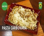 Pasta Carbonara has asmooth and rich texture that creates an amusing flavor. Try it and thank us later!<br/><br/>#MasalaTV #Food #MasalaRecipes #Recipe#ShireenAnwar#Dawat #AbidaBaloch #Lazzat #SaminaJalil #FlameOnHai #IrfanWasti #Tarka #RidaAftab #MasalaMornings #FoodDiaries #ZarnakSidhwa #Breakfast #Dinner#Lunch #Chef #Cooking#Baking #Eating #KarachiFood #FastFood #DesiFood #Desi #RecipeHomemade #Food<br/><br/><br/><br/>Pasta Carbonara:<br/><br/>Ingredients:<br/><br/>Pasta 125 gm <br/>Egg yolk100 gm <br/>Beef 120 gm<br/>Cheese 50 gm<br/>Black pepper 2 gm<br/>Salt 5 gm<br/><br/>Method:<br/><br/>Cook the pasta in boiling and salted water for 10 min.<br/>In a pan, drop the beef then take out the meat from the heat and keep on the side. Keep the fat in the pan and add some fresh grounded black pepper and let roast, add some cooking water from the pasta.Now take out from the heat and add the egg yolk, and the pecorino cheese emulsified all, check the seasoning and adjust if needed. Plate and add the crispy on the top. Finalize with a pinch on fresh grounded black pepper.<br/><br/><br/><br/><br/>Turkish Adana kabab:<br/> <br/>Ingredients: <br/><br/>Beef lamb mince ½ kg <br/>Garlic 5-6 cloves <br/>Onion1 large <br/> Salt ¾ tbsp<br/>Black pepper 1 tsp <br/>Coriander powder1tbsp <br/>Cumin powder 1 tsp <br/> Red chilli 2 tsp <br/> Paprika powder 1 tsp <br/>Oil for frying 2-3 tbsp<br/>Boiled Rice as required <br/>Onion chopped ½ cup <br/>Red chili2-3 <br/>Green coriander chopped 2-3 tbsp <br/> <br/>Method :<br/>Take a chopper add beef mince, red chili , Garlic, Onion ,onion chopped, Salt, Black pepper, green coriander, Coriander powder, Cumin , red chili, and Paprika powder and blend smooth. Wet your hands and place a quarter of the lamb mixture onto each skewer. One easy way is to use a 1-ounce scoop to form balls, thread a few onto each skewer, and then mash them together to form the kebab shape.<br/>Grill the kebabs or fry on Tawa for approximately 12 minutes, <br/>Serve 