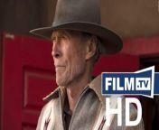 """Cry Macho Trailer Deutsch German (Clint Eastwood, Albert S. Ruddy, Tim Moore, Jessica Meier, David M. Bernstein - OT: Cry Macho)<br/>▶ Abonniere uns! https://www.film.tv/go/abo<br/>Alle Infos: https://www.film.tv/go/55275<br/><br/>Like uns auf Facebook: https://www.facebook.com/film.tv<br/>Folge uns auf Twitter: https://twitter.com/filmpunkttv<br/>Abonniere uns bei Instagram: https://www.instagram.com/film.tv<br/>Nichts mehr verpassen mit unserem kostenlosen Messenger Abo: https://www.film.tv/go/34118<br/>Ganzer Film bei Amazon: https://www.amazon.de/gp/search?ie=UTF8&keywords=Cry+Macho+Trailer&tag=filmtvde-21&index=blended&linkCode=ur2&camp=1638&creative=6742<br/><br/>Mike Milo ist Ex-Rodeo-Star und gescheiterter Pferdezüchter, der 1979 im Auftrag seines Ex-Bosses nach Mexiko reist, um dessen kleinen Sohn nach Hause zu bringen. Clint Eastwood meldet sich mit """"Cry Macho"""" zurück.Inhalt: Mit """"Cry Macho"""" von Warner Bros. Pictures legt Regisseur und Produzent Clint Eastwood ein ergreifendes und zugleich mitreißendes Drama vor. Eastwood selbst spielt Mike Milo, einen ehemaligen Rodeo-Star und gescheiterten Pferdezüchter, der 1979 im Auftrag seines Ex-Bosses nach Mexiko reist, um dessen kleinen Sohn nach Hause zu bringen. Weil das ungleiche Paar den Heimweg nach Texas über Nebenstraßen zurücklegen muss, entpuppt sich die Reise als überraschend beschwerlich. Und doch gelingt es dem desillusionierten Pferdefreund, unterwegs unerwartete Verbindungen zu knüpfen – und seinen eigenen Seelenfrieden zu finden.Schauspieler: Clint Eastwood, Eduardo Minett, Natalia Traven, Dwight Yoakam, Fernanda Urrejola, Horacio García Rojas, Paul Alayo, Brytnee Ratledge, Sebestien Soliz"""