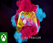 Video presentación del control edición limitada de Forza Horizon 5.