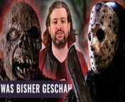 Jason Voorhees aka die Freitag der 13. Reihe ist eine der beliebtesten Horror Reihen aller Zeiten. Pünktlich zur Spooky Season verrate ich euch alles, was ihr über ihn und seine Filme wissen müsst!
