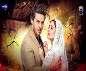 Written by: Sarwat Nazeer<br/>Directed by: Ali Faizan<br/>Produced by: Abdullah Kadwani & Asad Qureshi<br/>Production House: 7th Sky Entertainment<br/><br/>Cast :<br/>Ahsan Khan<br/>Neelum Munir<br/>Amir Khan<br/>Haroon Shahid<br/>Saba Faisal<br/>Shabbir Jan<br/>Noor-Ul-Hasan<br/>Kinza Malik<br/>Sana Fakhar<br/>Mizna Waqas